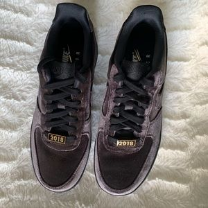 Nike Shoes - SOLD NIKE Air Force 1 Low Rose Velvet